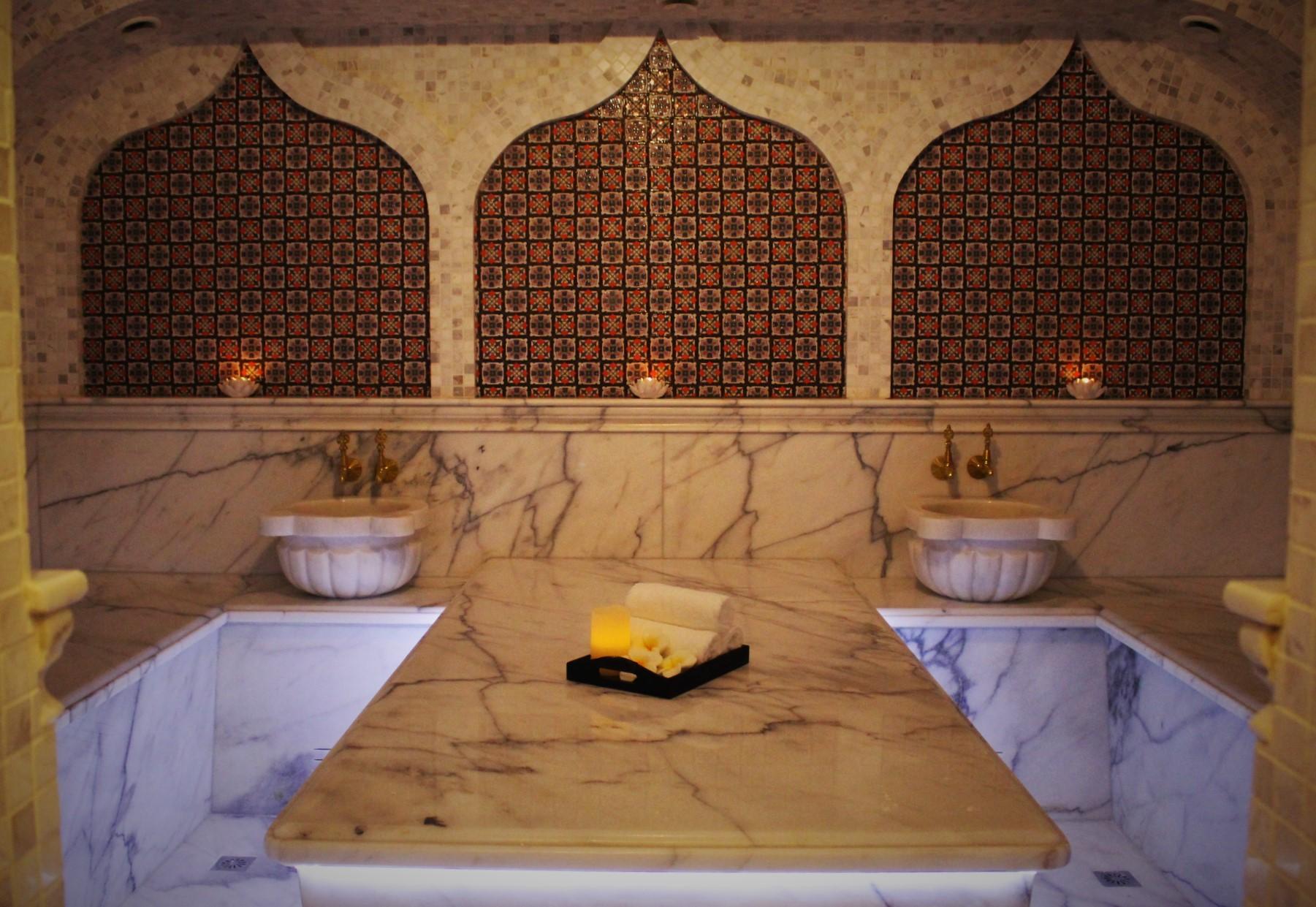 Особенности посещения сауны хамам